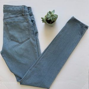 J Brand Light Blue Skinny Jeans